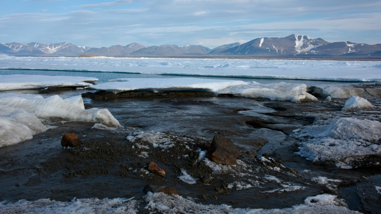 Expedition discovers island believed world's northernmost