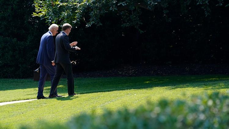 Infrastructure talks leave Biden's entire agenda at risk