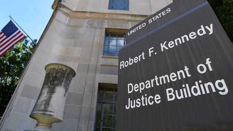 150 people arrested in dark web drug probe, Justice Department says