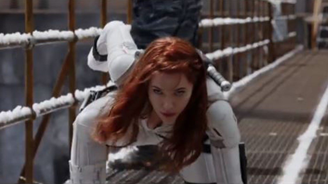 'Black Widow' legacy trailer