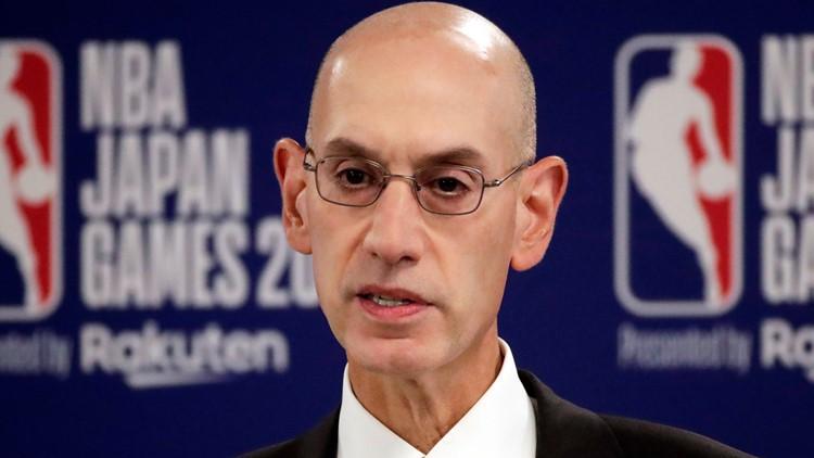 Adam Silver: NBA plans return to normal in '21-22 season, virus permitting