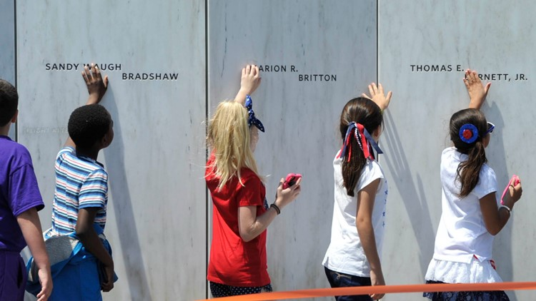 Time, misinfo complicate teaching 9/11 to kids born after it