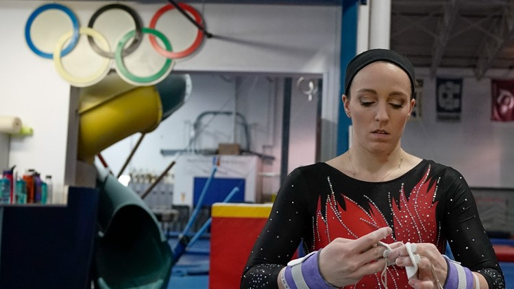 Chellsie's Chase: US Olympian's gymnastics comeback turning serious