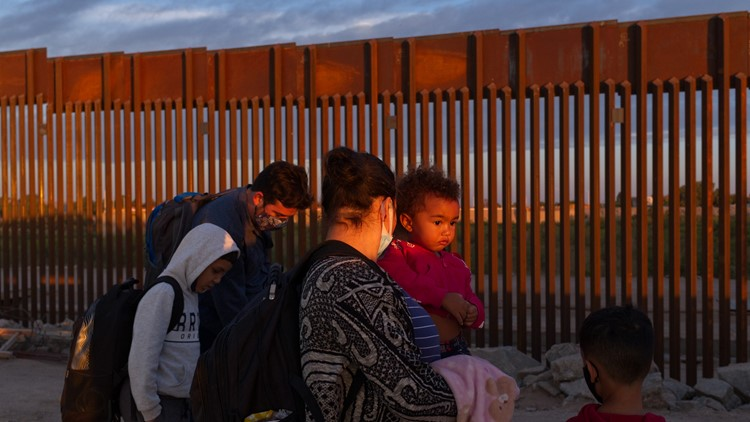 Biden administration tries to tackle large backlog in asylum cases