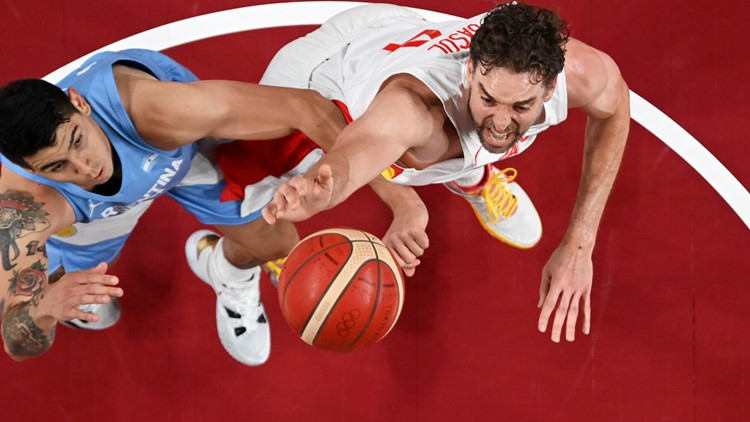 Pau Gasol elected by Olympic athletes to be an IOC member