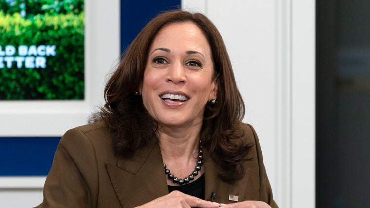 Harris to discuss drought, climate change at Lake Mead