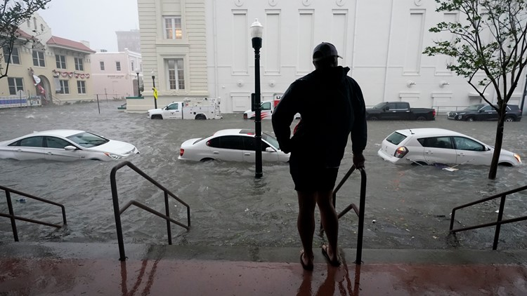 What is a hurricane storm surge, and why is it so dangerous?