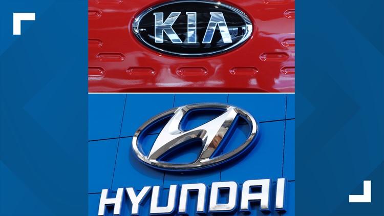 Hyundai, Kia recall 600K vehicles to fix trunk latch problem