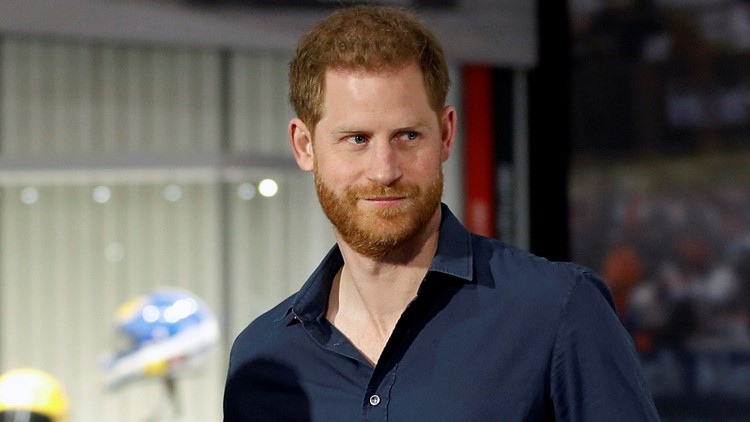 'I can actually lift my head': Prince Harry says move to California was liberating