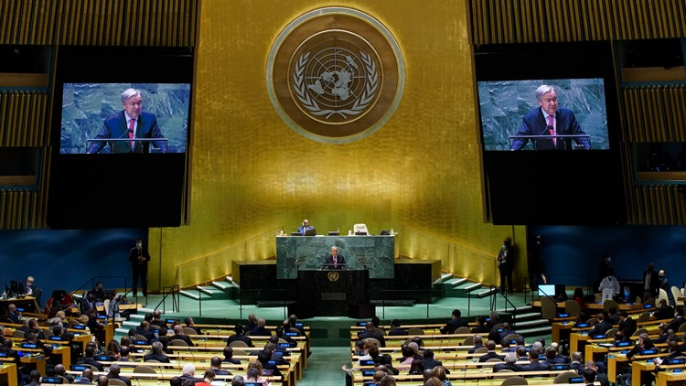 'The world must wake up': Tasks daunting as UN meeting opens
