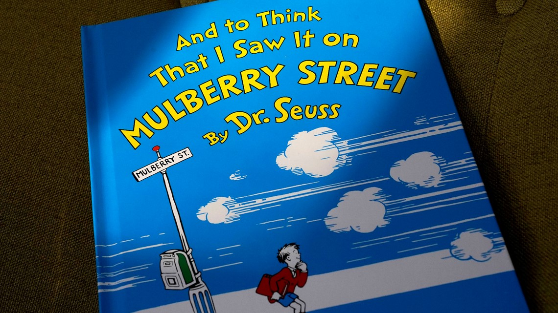 www.10tv.com: 6 books, nix books: Dr. Seuss works halted for racist, insensitive images
