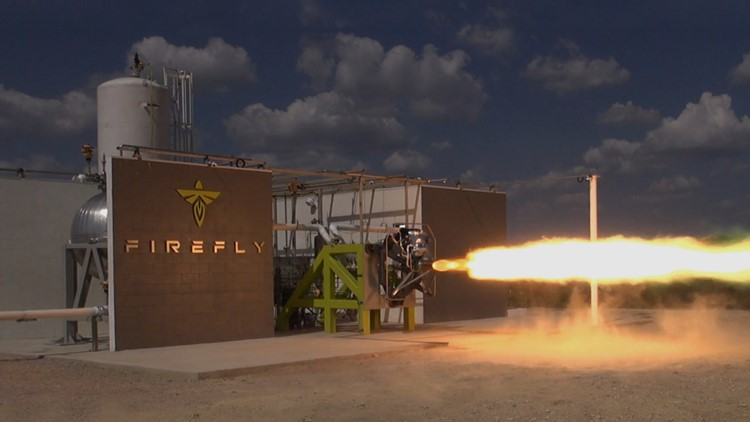 Firefly Aerospace raises $75M, readies for first rocket launch