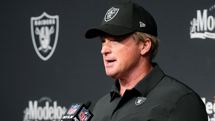 Reported racist comment from Jon Gruden in 2011 draws NFL rebuke