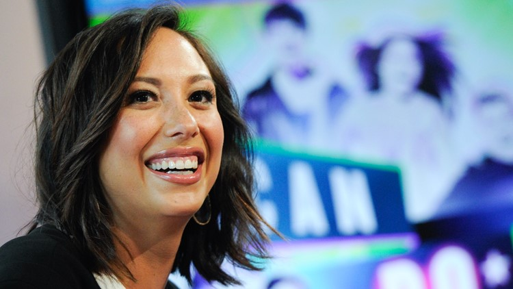 'Dancing with the Stars' pro Cheryl Burke tests positive for COVID-19