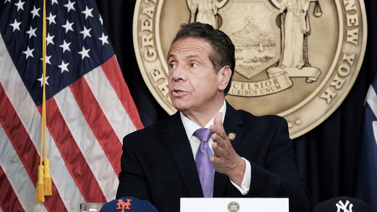 New York Gov. Cuomo defiant after probe says he sexually harassed 11 women