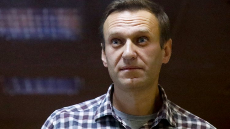Hunger-striking Navalny describes threats to force-feed him