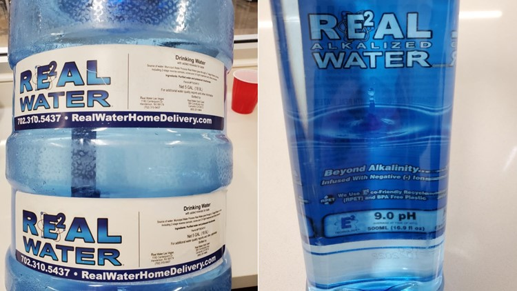 Real Water brand issues recall after reports of liver problems, lawsuits mount