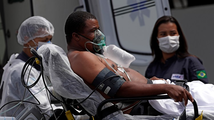 Tying patients to beds: Brazil doctors, out of intubation sedatives, forced to improvise