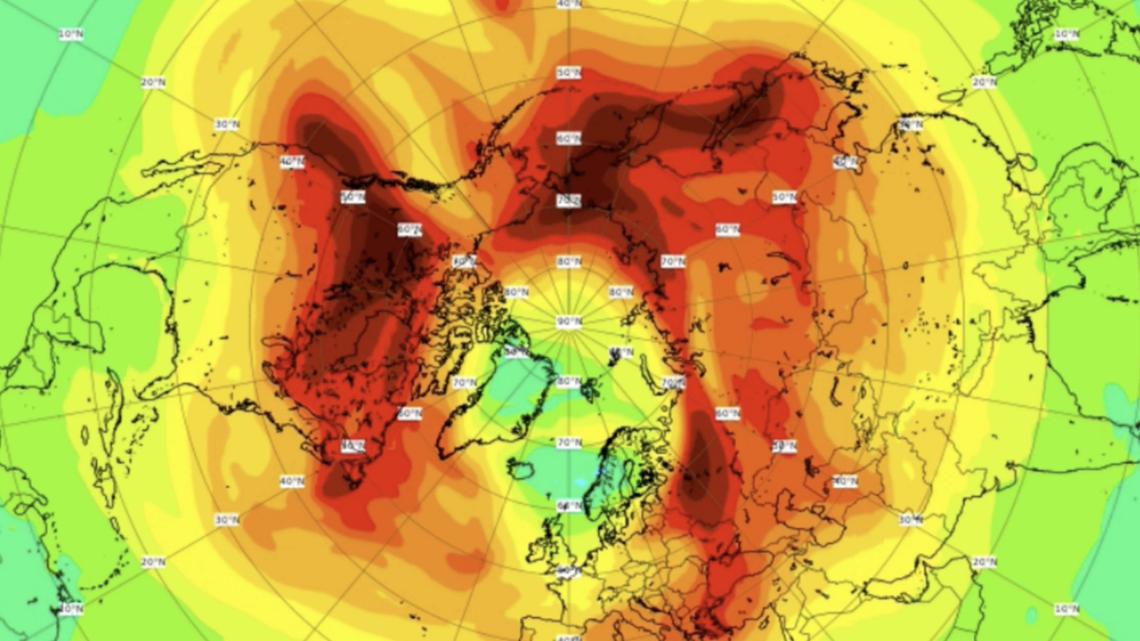 Copernicus Atmosphere Monitoring Service, ECMWF