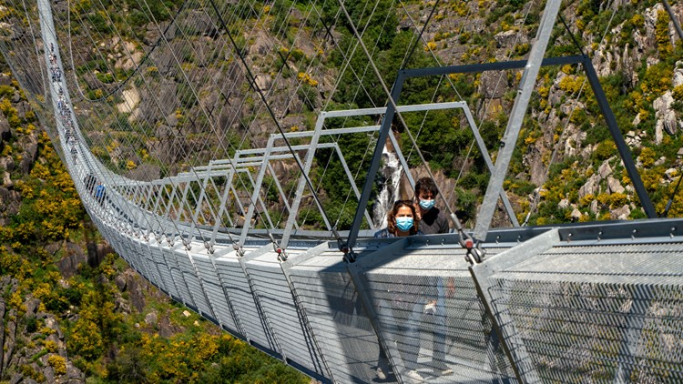 Take a look: New bridge in Portugal not for faint-hearted, kids under 6 prohibited
