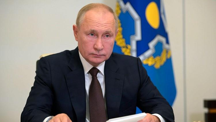 Putin: Dozens in inner circle infected with coronavirus