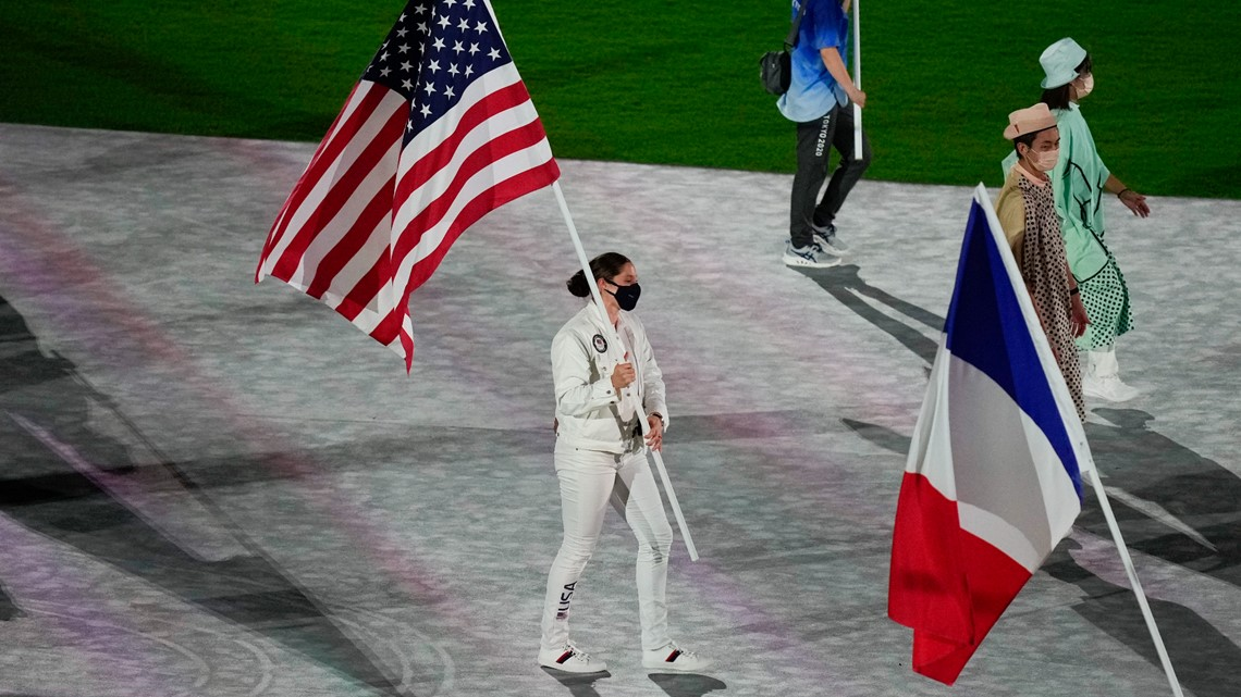 Fewer medals, more heart for US at a most unusual Olympics