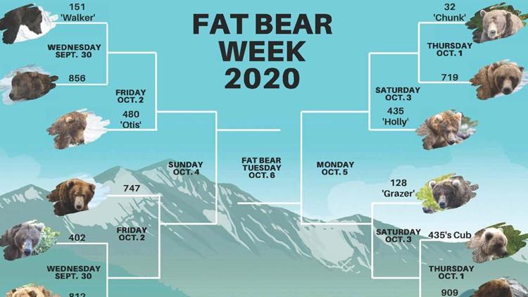 747 wins Alaska's 'Fat Bear Week'