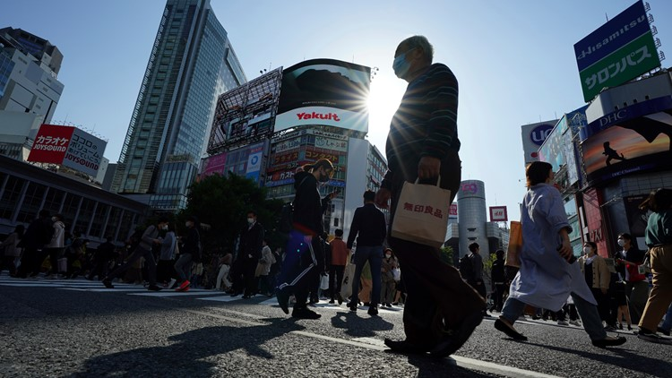 Japan imposes new coronavirus measures in Tokyo ahead of Olympics
