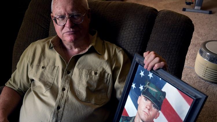 Wyoming troop deaths 20 years apart bookend Afghanistan war