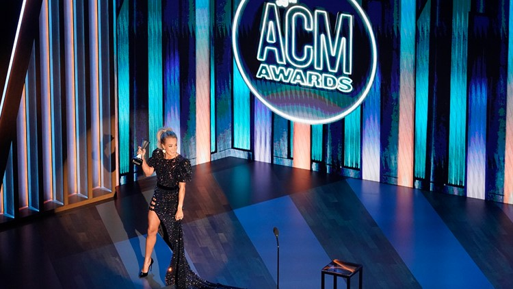 ACM Awards show returns to Nashville venues in April
