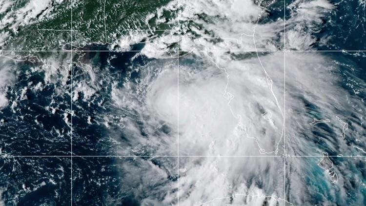 Sally's threat: 'Potentially historic' floods, fierce winds