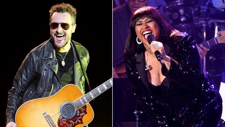 Eric Church never heard Jazmine Sullivan before Super Bowl national anthem duet invite
