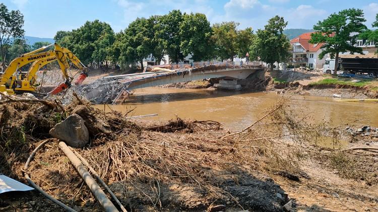 Residents say flood-hit German towns got little warning