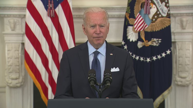 AP FACT CHECK: Biden overstates how many Americans immunized