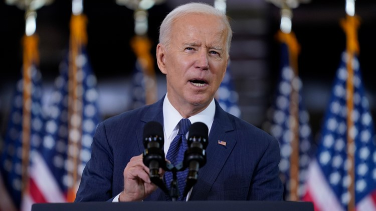 Student loan debt cancellation: Biden checking if he can do it alone