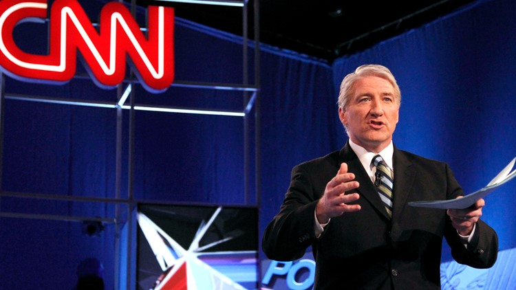 CNN's John King reveals multiple sclerosis diagnosis