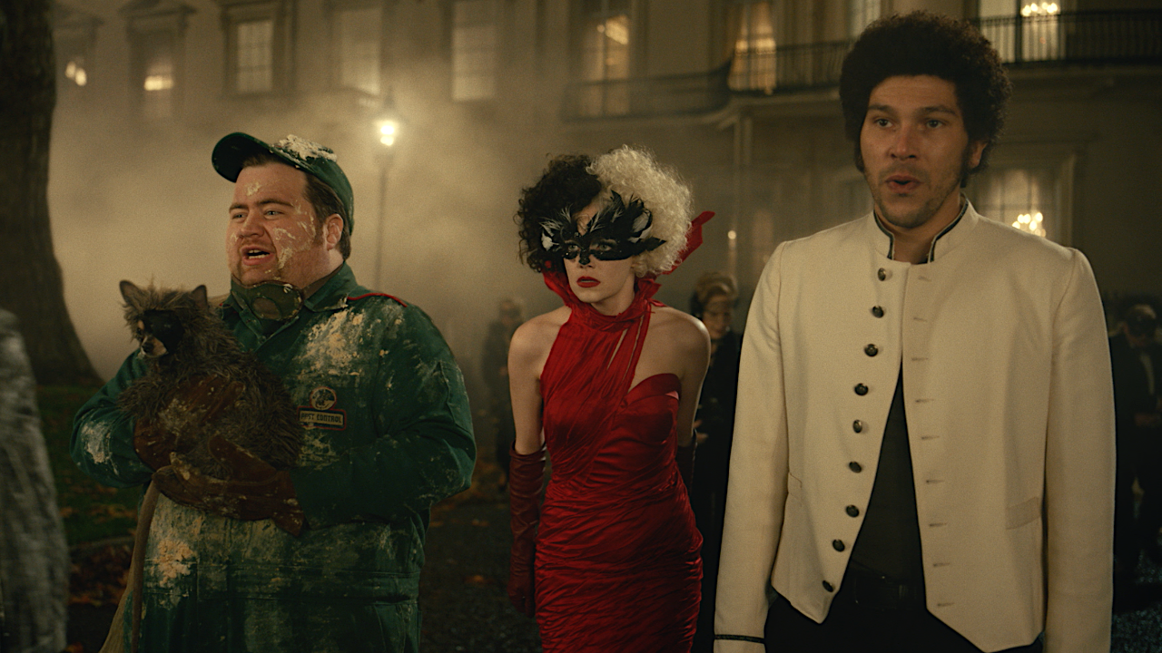 Kirby Howell-Baptise, Joel Fry and Paul Walter Hauser on Reinventing Iconic  'Cruella' Characters (Exclusive) | wkyc.com