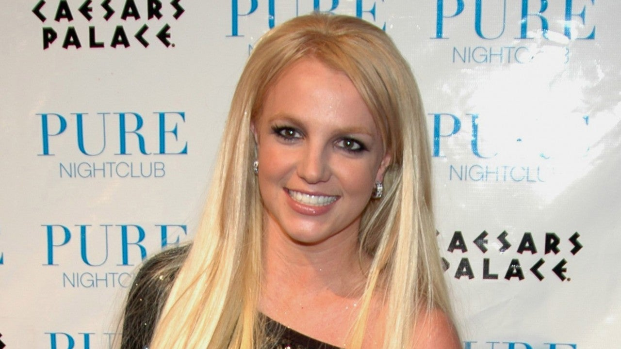 Britney Spears Says She's 'Totally Fine' and 'Extremely Happy'