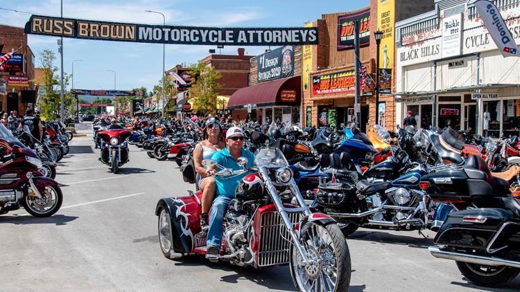 CDC: Sturgis Motorcycle Rally led to 'widespread transmission' of COVID-19