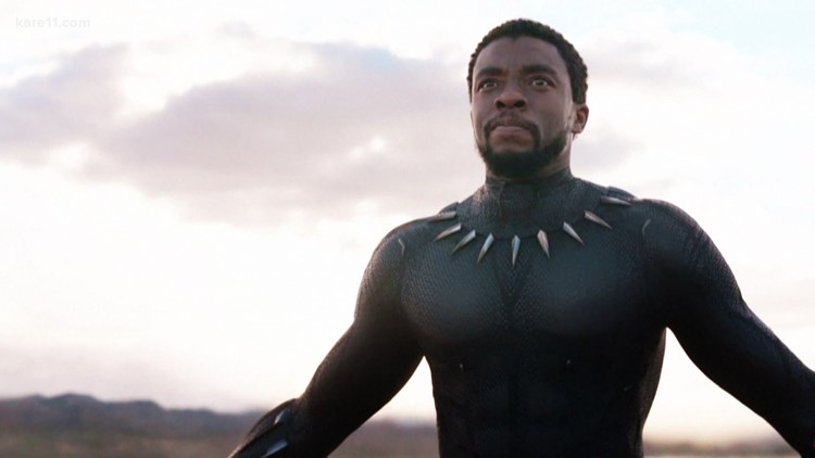 Chadwick Boseman fingerprints are on iconic 'Black Panther' line director says