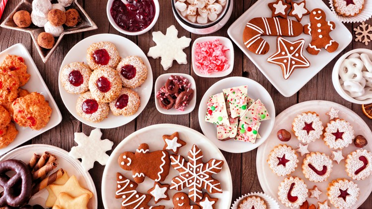 RECIPE: No-bake holiday treats