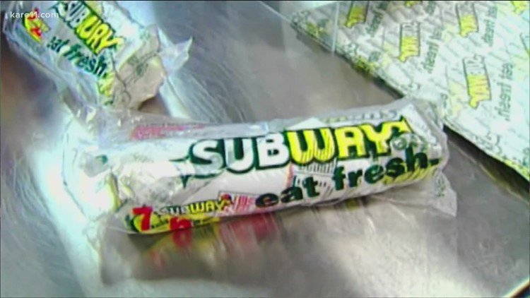Opinion | Something fishy is going on with Subway's tuna sandwich | Richard Ransom
