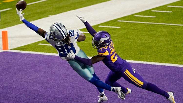 Vikings release CB Jeff Gladney following indictment of felony domestic violence charge