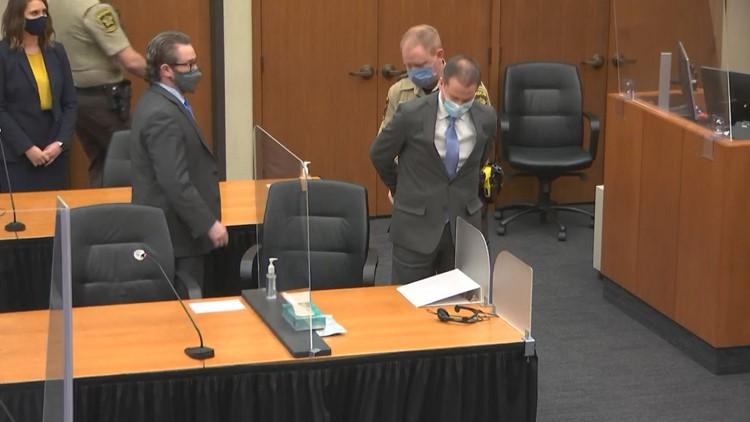 Live: Derek Chauvin found guilty of murder, manslaughter in death of George Floyd