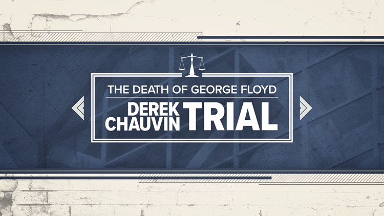 Derek Chauvin trial: Jury sees new video of George Floyd before arrest, Derek Chauvin afterward