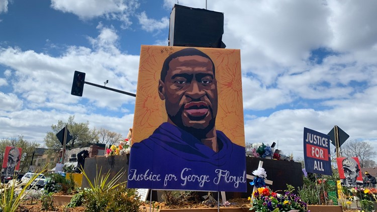 One year after his death, the Twin Cities remember George Floyd with celebrations and somber reflection