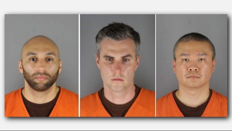 Trial postponed for three former Minneapolis officers charged in George Floyd's death