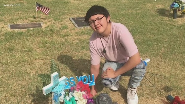 'My son will never come home' | Family says stray bullet killed 15-year-old who was playing video games