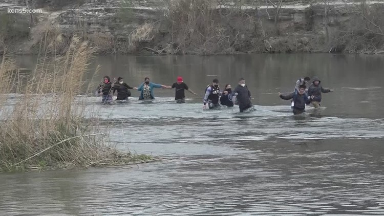 Record number of migrant deaths reported this year in Del Rio
