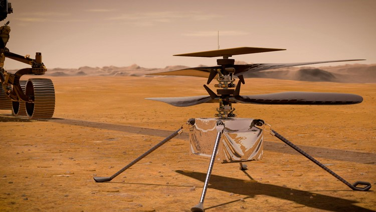 NASA delaying historic first flight of Mars helicopter